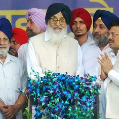 Parkash Singh Badal miffed that Sikh regiment was absent from Republic Day parade, writes to PM