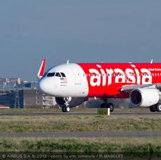 AirAsia flight plummets 20,000 feet, staff accused of screaming, causing more panic