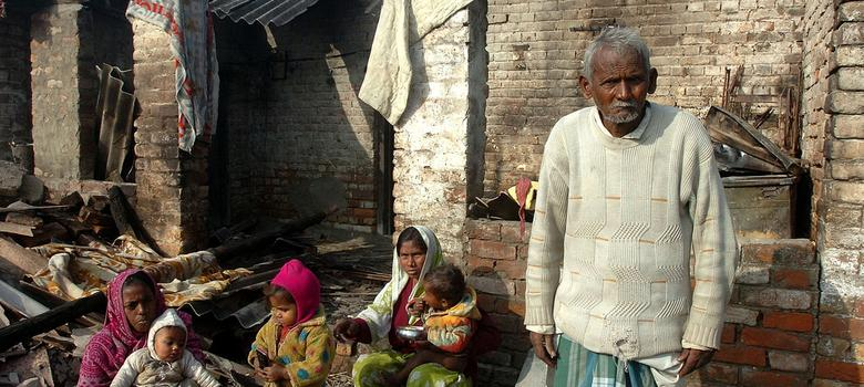 In the burnt remains of a Bihar village lie disturbing questions