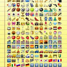 Storytelling with a wink and a smile: the arrival of the Emoji-pocalypse
