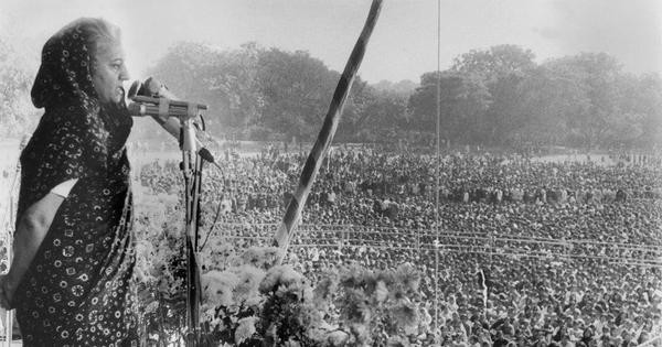 Irony of history: The Public Interest Litigation has its roots in Indira Gandhi's Emergency policies