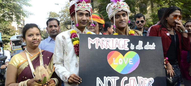 Same sex marriage india