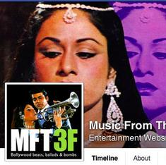Meet PC, the mysterious Norwegian behind the popular Bollywood music blog, MFTF