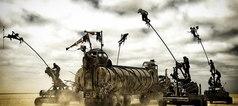 Film review: Mad Max reboot 'Fury Road' teaches superhero films a thing or two about action