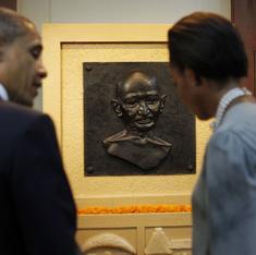 In Mumbai, Gandhi's long-time home receives few Indian visitors