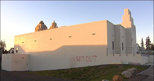 Attack on temple in Seattle: small comfort that more Jews and Muslims attacked in the US