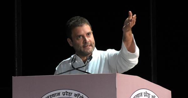 Kerala Youth Congress leader resigns after criticising Rahul Gandhi in a Facebook post