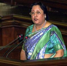 Senior BJP leader Najma Heptulla appointed chancellor of Jamia Milia Islamia