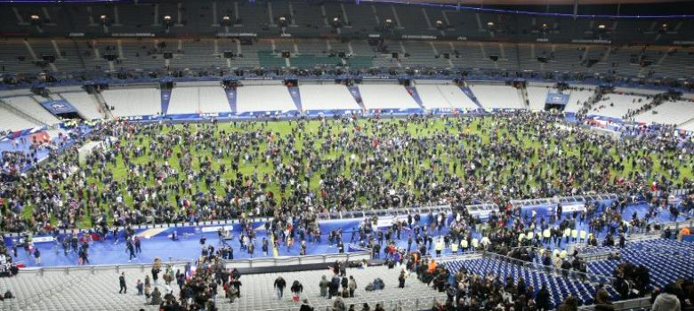 Euro 2016 matches could be held in empty stadiums because of terror threats