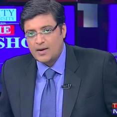 The phenomenon called Arnab Goswami is a caricature of our worst selves