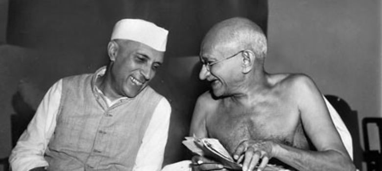 critics of gandhian ideology