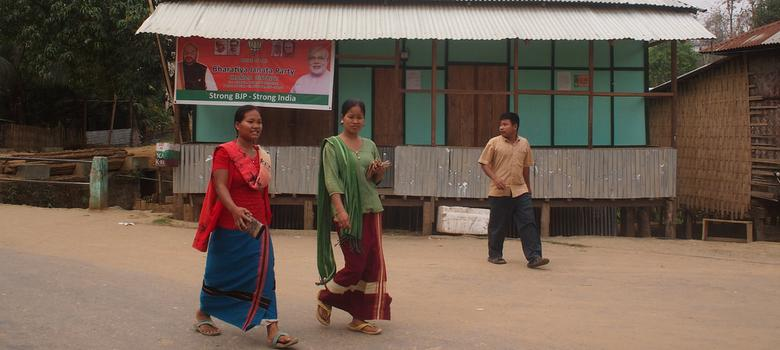 Why the BJP is gaining popularity in some parts of minority-dominated Mizoram