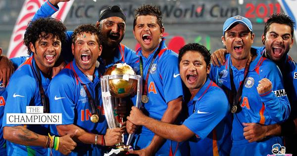 Meet the 15 Indian cricketers chosen to defend the World Cup title in 2015