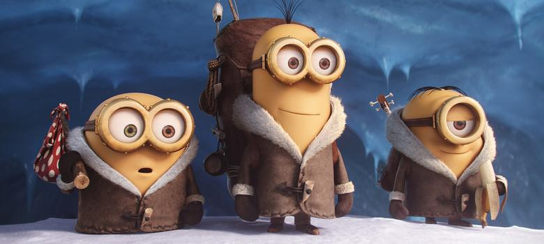 Film review: 'Minions' is finally here, and already, the planet is a happier place