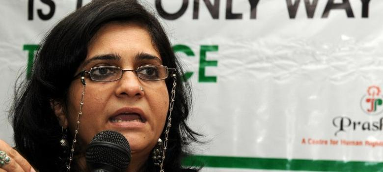 CBI raids Teesta Setalvad's home two weeks before Gujarat high court hears case against Modi's 'clean chit'