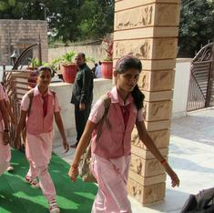 An unusual boarding school in Rajasthan could be improving the lives of child brides