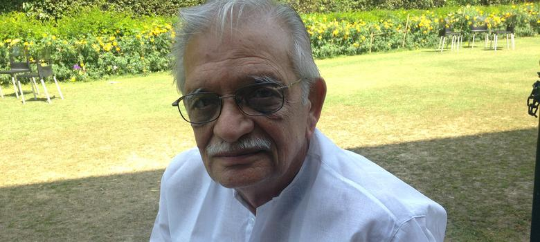 Gulzar: As a poet, I think I write intelligently, but I'm not an intellectual