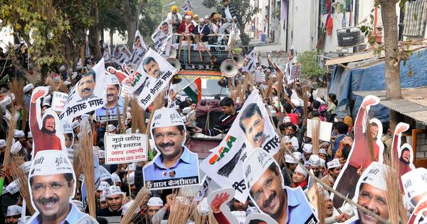 AAP is unique but it isn't India's best political debutant
