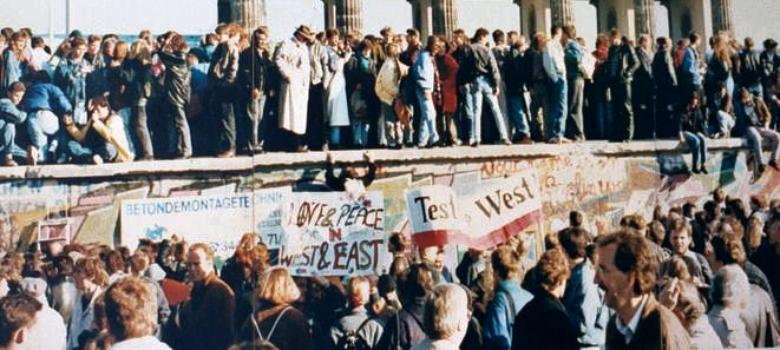 Children Born Just After The Berlin Wall Fell Were Lower Achievers