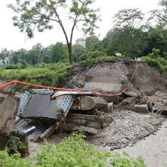 Landslides kill 38 as heavy rains hit West Bengal