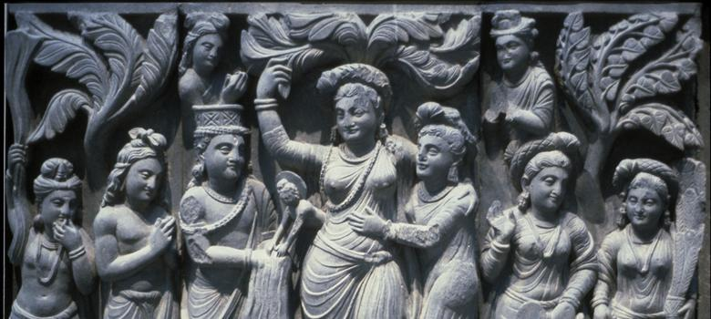 How Gandhara art grew out of an encounter between India and Greece