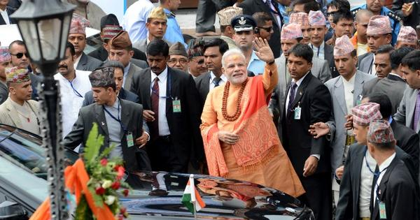 Modi has realised that India needs to be a regional power before it can be a global one