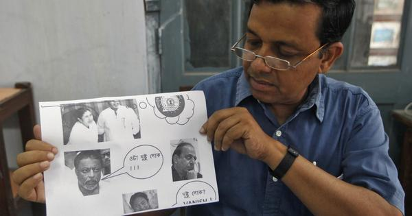 Mamata is suppressing all dissent, claims Jadavpur professor arrested for sharing a cartoon