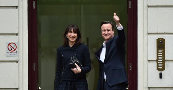Conservatives defy forecasts to secure victory in UK election