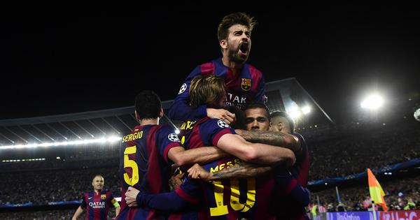 Barcelona give Bayern a lesson or two in Messimerising magic