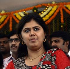 Maharashtra minister Pankaja Munde gets clean chit in Rs 206-crore 'chikki scam'