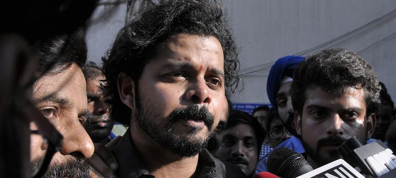 S Sreesanth approaches BCCI committee of administrators seeking permission to resume playing