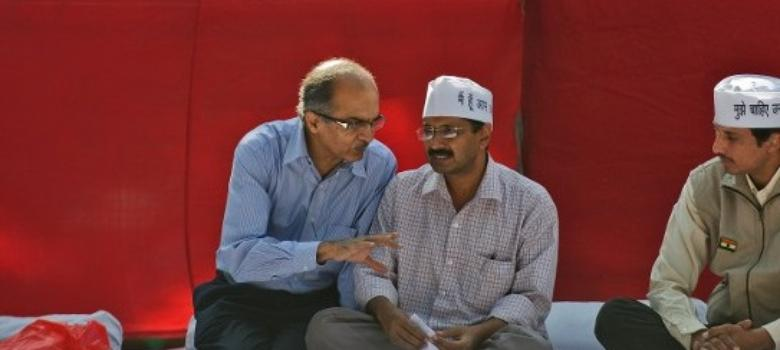 'Goodbye and good luck': full text of open letter to Arvind Kejriwal from Prashant Bhushan