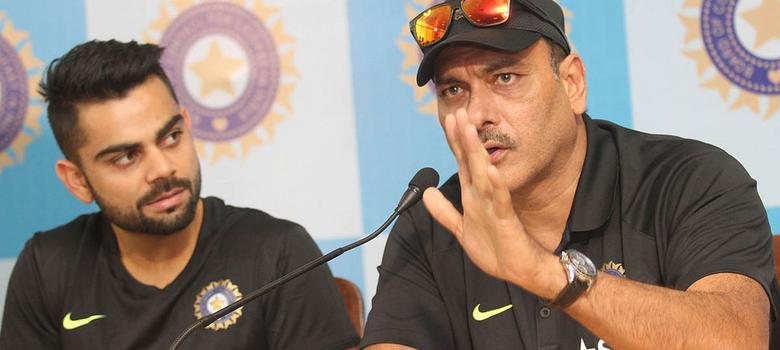 Message to Ravi Shastri: Instead of blaming the pitch, why don't you blame the team?