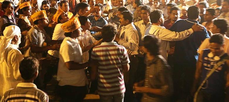 Is AAP's guerrilla campaign unnerving Modi's men in Varanasi?