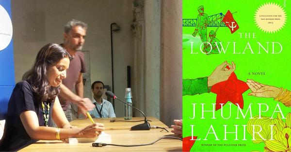 The DSC Prize winner: Six things you should know about Jhumpa Lahiri's 'The Lowland'