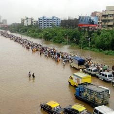 Remembering the day 10 years ago when Mumbai's roads became a watery grave