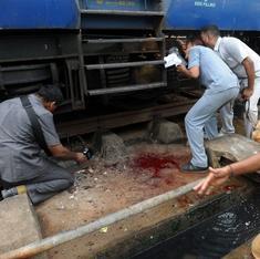 Twin blasts at Chennai Central station kill woman, injure 14 others