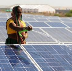 Did the Jayalalithaa government sign up expensive solar power from Adani?
