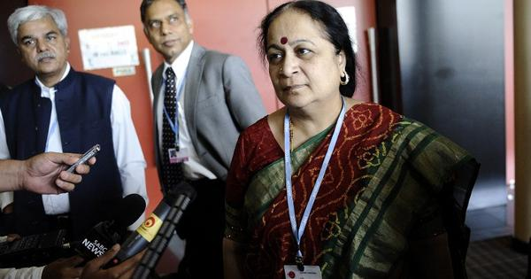 Gujarat projects were Jayanthi Natarajan's prime target as environment minister