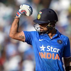The Daily Fix: The brilliant construction of a Virat Kohli chase, plus nine other weekend reads
