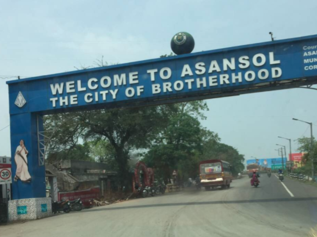 Till March, Asansol had not witnessed communal violence for 26 years. (Photo credit: John Dayal / Facebook)