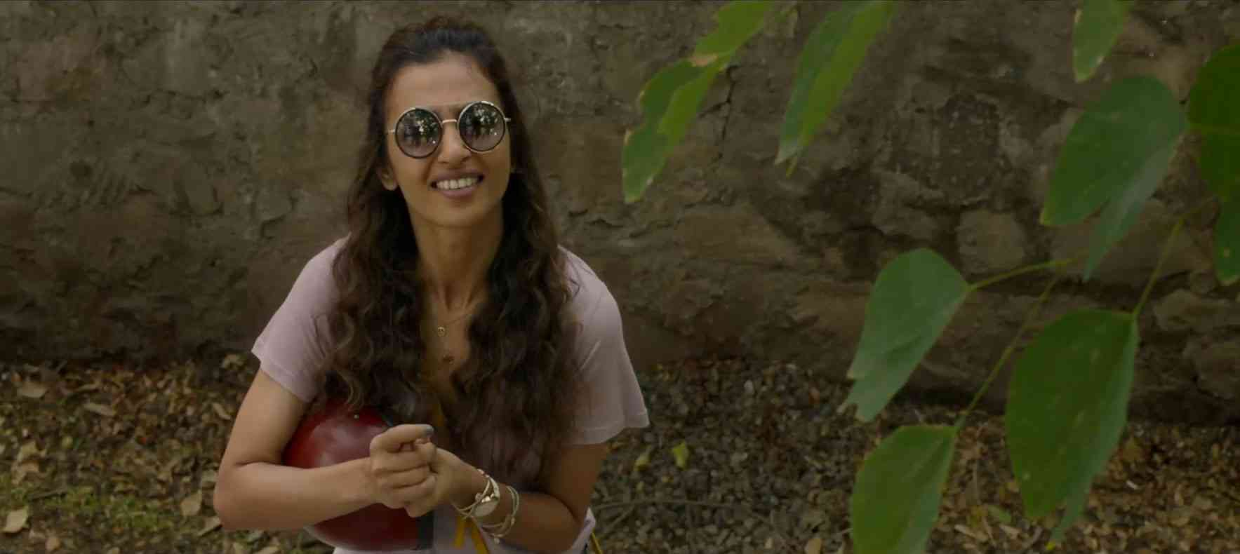 Radhika Apte in Andhadhun (2018). Courtesy Matchbox Pictures.
