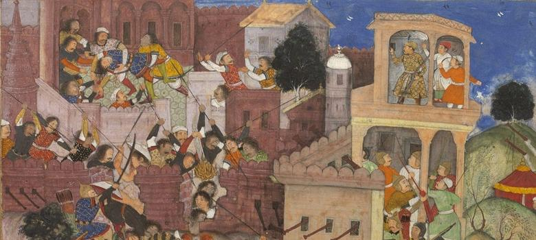 What our textbooks don't tell us: Why the Rajputs failed miserably