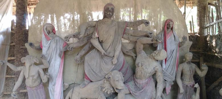 Ground report: Was Durga Pujo really banned in a West Bengal village?