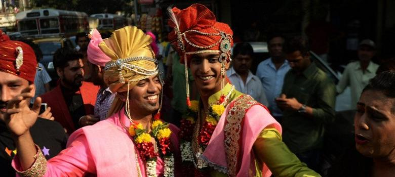 Gay matrimonial sites