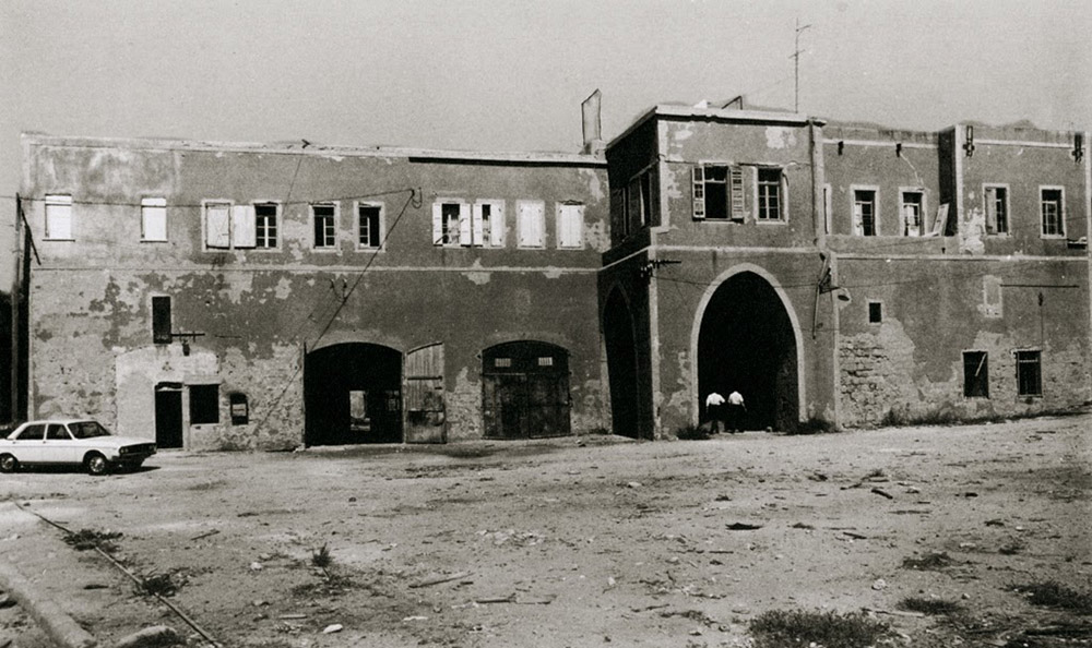 The house in Akka, Palestine, where the Countess and Phelps met Abbas Effendi and Behiah Khanum. Photo courtesy: Bahaihistoricalfacts.blogspot.com