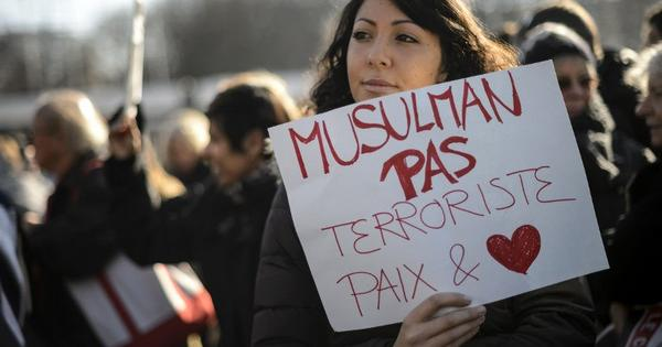 Finally!  A Muslim apologises for everything