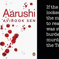 Reinvestigating the Aarushi murder: Was the front door really locked from within?