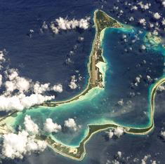 India supports Mauritius' claim to disputed Chagos islands controlled by Britain