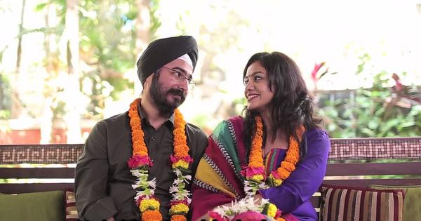Comedy video: Happy victims of Hindu Mahasabha's forced Valentine's Day marriages share their stories